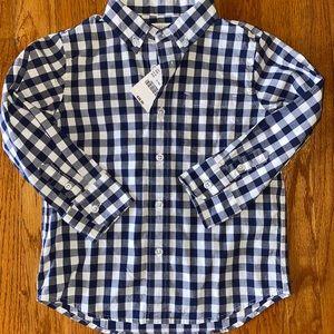 Boys J. Crew Oxford dress shirt